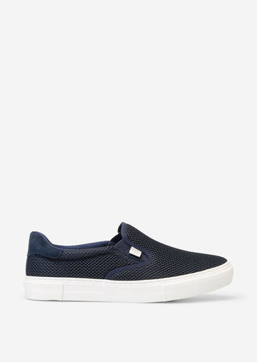 Marc O'Polo -Slip-on lenkkarit, t.sininen